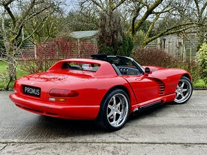1994 Dodge Viper RT/10 8.0 Roadster For Sale (picture 4 of 6)