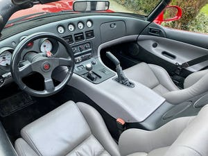 1994 Dodge Viper RT/10 8.0 Roadster For Sale (picture 5 of 6)
