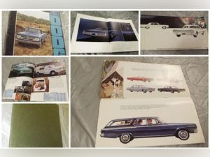 0000 DODGE ORIGINAL RARE FACTORY SALES BROCHURES AND SPECS For Sale (picture 1 of 12)