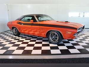 1971 Challenger shaker RT rare & in concours condition For Sale (picture 8 of 12)