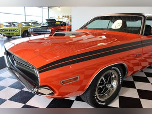 1971 Challenger shaker RT rare & in concours condition For Sale (picture 10 of 12)