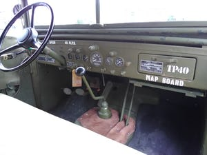 1942 Dodge WC56 Comd Car For Sale (picture 6 of 12)