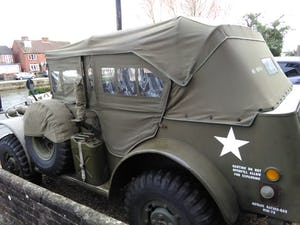 1942 Dodge WC56 Comd Car For Sale (picture 10 of 12)