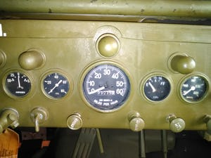 1942 Dodge WC56 Comd Car For Sale (picture 11 of 12)