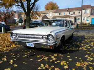 1964 Dodge 440 pearl white summer cruiser For Sale (picture 3 of 12)