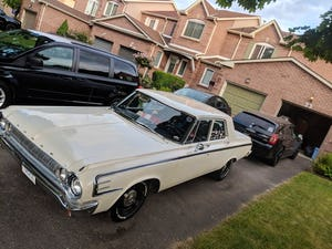 1964 Dodge 440 pearl white summer cruiser For Sale (picture 8 of 12)