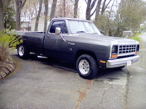 1983 Dodge Ram Truck Full off Restoration For Sale (picture 1 of 6)
