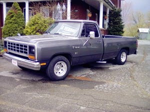 1983 Dodge Ram Truck Full off Restoration For Sale (picture 2 of 6)