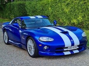 2002 DODGE VIPER GTS 5.7 V8 CHEVY COUPE RECREATION - 6 SPEED For Sale (picture 1 of 12)