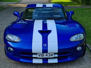 2002 DODGE VIPER GTS 5.7 V8 CHEVY COUPE RECREATION - 6 SPEED For Sale (picture 3 of 12)