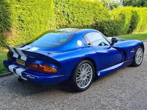 2002 DODGE VIPER GTS 5.7 V8 CHEVY COUPE RECREATION - 6 SPEED For Sale (picture 5 of 12)