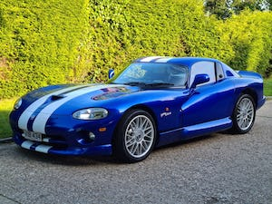 2002 DODGE VIPER GTS 5.7 V8 CHEVY COUPE RECREATION - 6 SPEED For Sale (picture 7 of 12)