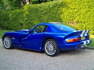 2002 DODGE VIPER GTS 5.7 V8 CHEVY COUPE RECREATION - 6 SPEED For Sale (picture 9 of 12)