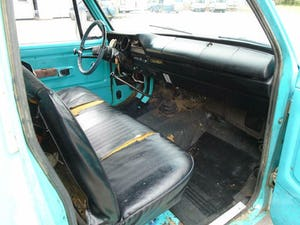 DODGE D200 CUSTOM LWB 5.9 V8 LHD PICK UP(1973)TURQUOISE RUNS For Sale (picture 10 of 10)