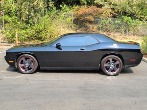 Lot 308- 2013 Dodge Challenger For Sale by Auction (picture 2 of 5)