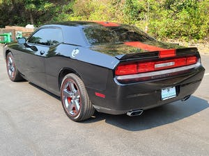 Lot 308- 2013 Dodge Challenger For Sale by Auction (picture 3 of 5)