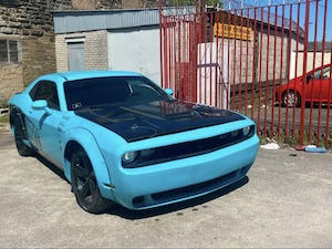 2012 Dodge Challenger 3.7 V6 Widebody Fresh import For Sale (picture 2 of 6)