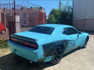 2012 Dodge Challenger 3.7 V6 Widebody Fresh import For Sale (picture 4 of 6)