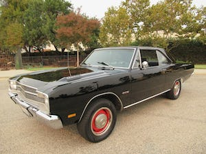 1969 DODGE DART GTS For Sale (picture 1 of 12)