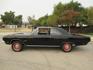 1969 DODGE DART GTS For Sale (picture 2 of 12)