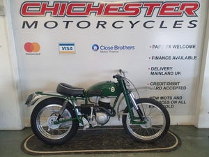 DOT 250 TDHX 1959 TWINSHOCK PRE 65 FULLY RESTORED For Sale (picture 1 of 9)