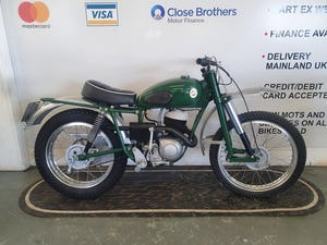 DOT 250 TDHX 1959 TWINSHOCK PRE 65 FULLY RESTORED For Sale (picture 3 of 9)