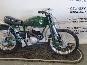 DOT 250 TDHX 1959 TWINSHOCK PRE 65 FULLY RESTORED For Sale (picture 5 of 9)