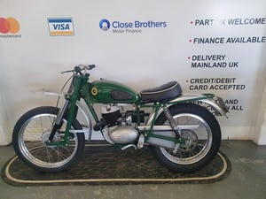 DOT 250 TDHX 1959 TWINSHOCK PRE 65 FULLY RESTORED For Sale (picture 6 of 9)