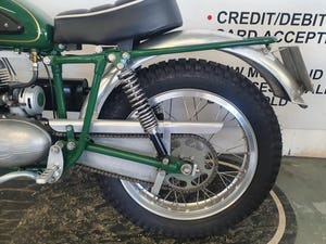 DOT 250 TDHX 1959 TWINSHOCK PRE 65 FULLY RESTORED For Sale (picture 8 of 9)