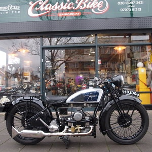 Picture of 1931 Douglas S6 600cc Original UK Bike, RESERVED FOR MARK. SOLD