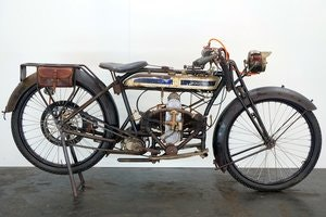 Picture of Douglas Model CW 1925 350cc 2 cyl sv For Sale