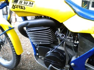 1947 Swm jumbo 350 1983 trials bike For Sale (picture 2 of 6)