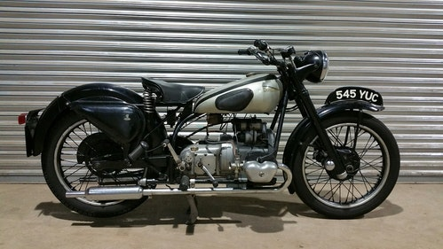 Picture of ARRIVING SHORTLY 1951 Douglas MK5 350cc For Sale