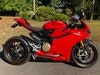 Ducati 1299S Panigale 93 Miles only! Immaculate!