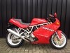 Ducati 900 SS first series, second owner.