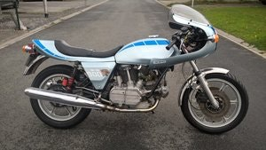 Picture of Ducati 900 SSD Darma 1981 SOLD