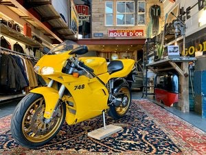 Picture of 2001 Ducati 748  SOLD