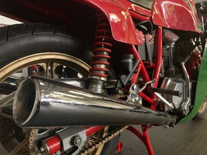 Ducati Mike Hailwood Replica 1981 For Sale (picture 4 of 6)