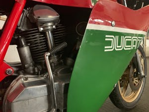 Ducati Mike Hailwood Replica 1981 For Sale (picture 6 of 6)