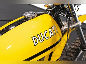 DUCATI - RT 450 - 1972 For Sale (picture 6 of 6)