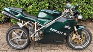 Picture of 2004 Ducati 998 Matrix reloaded as new  For Sale
