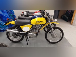 1975 Ducati RT 450 - very clean! For Sale (picture 1 of 5)
