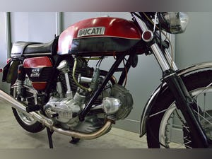 1973 Ducati 750 GT For Sale (picture 3 of 6)