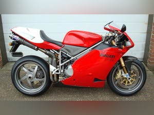Ducati 996R 2001-Y **STUNNING,LOW MILES** For Sale (picture 1 of 6)