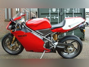 Ducati 996R 2001-Y **STUNNING,LOW MILES** For Sale (picture 6 of 6)
