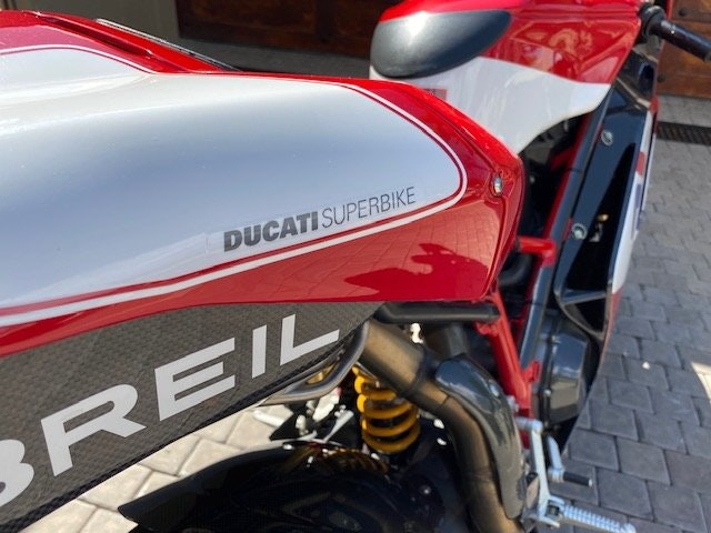 2003 Ducati 999R Fila Limited Edition For Sale (picture 5 of 6)