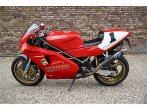 Picture of 1985 Ducati 888 SP5 SUPERBIKE For Sale