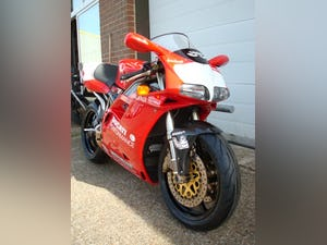 Ducati 748 SPS FOGGY REP 1998-R **MINT**LOW MILES** For Sale (picture 2 of 12)