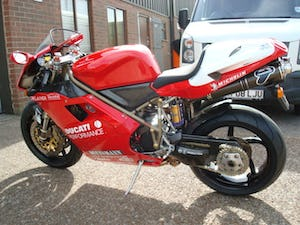 Ducati 748 SPS FOGGY REP 1998-R **MINT**LOW MILES** For Sale (picture 12 of 12)