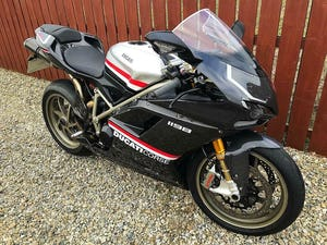 2009 Ducati 1198S Full Carbon Stunning Spec Superbike For Sale (picture 1 of 12)